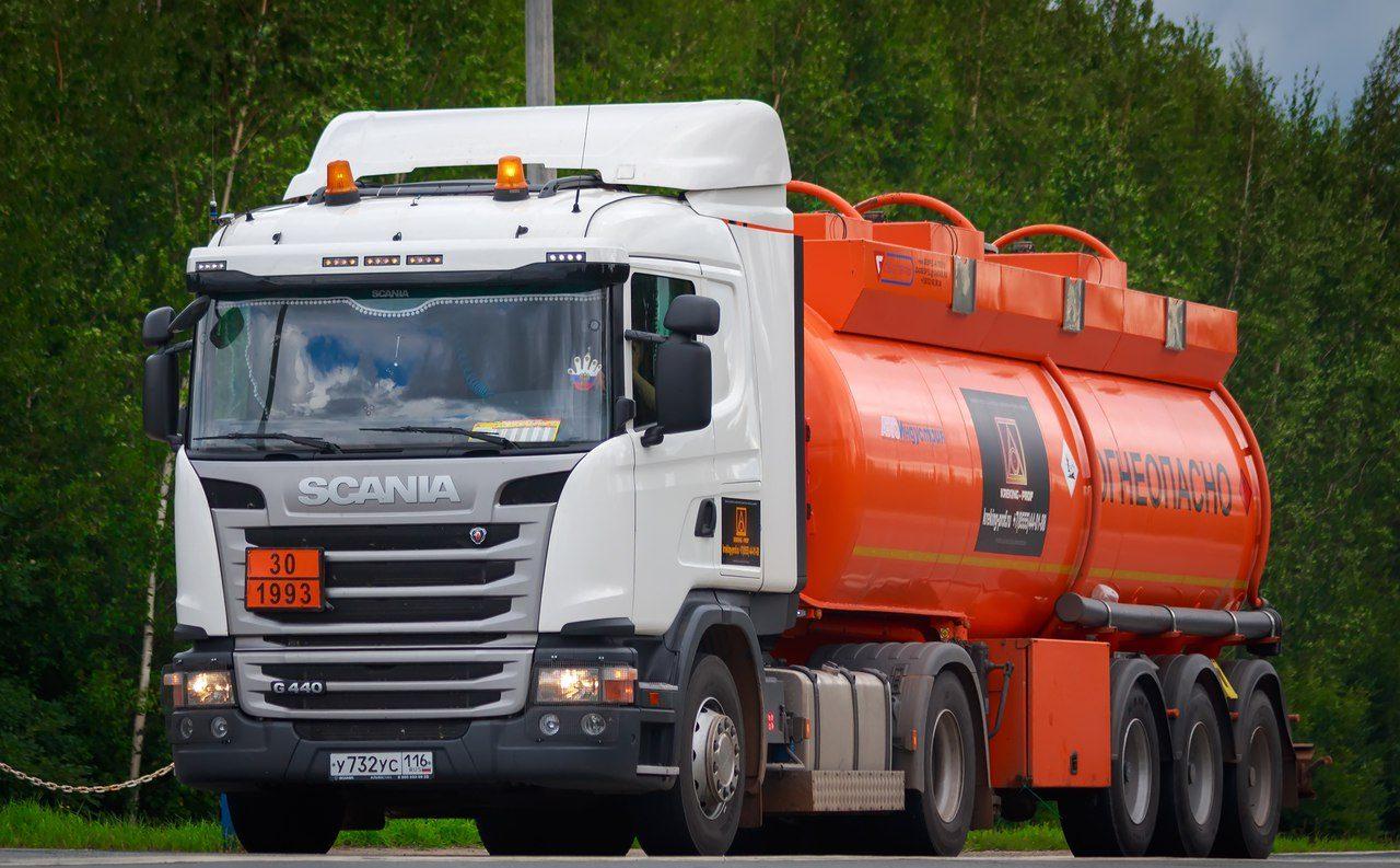 Новый регламент перевозки транспортом опасных грузов