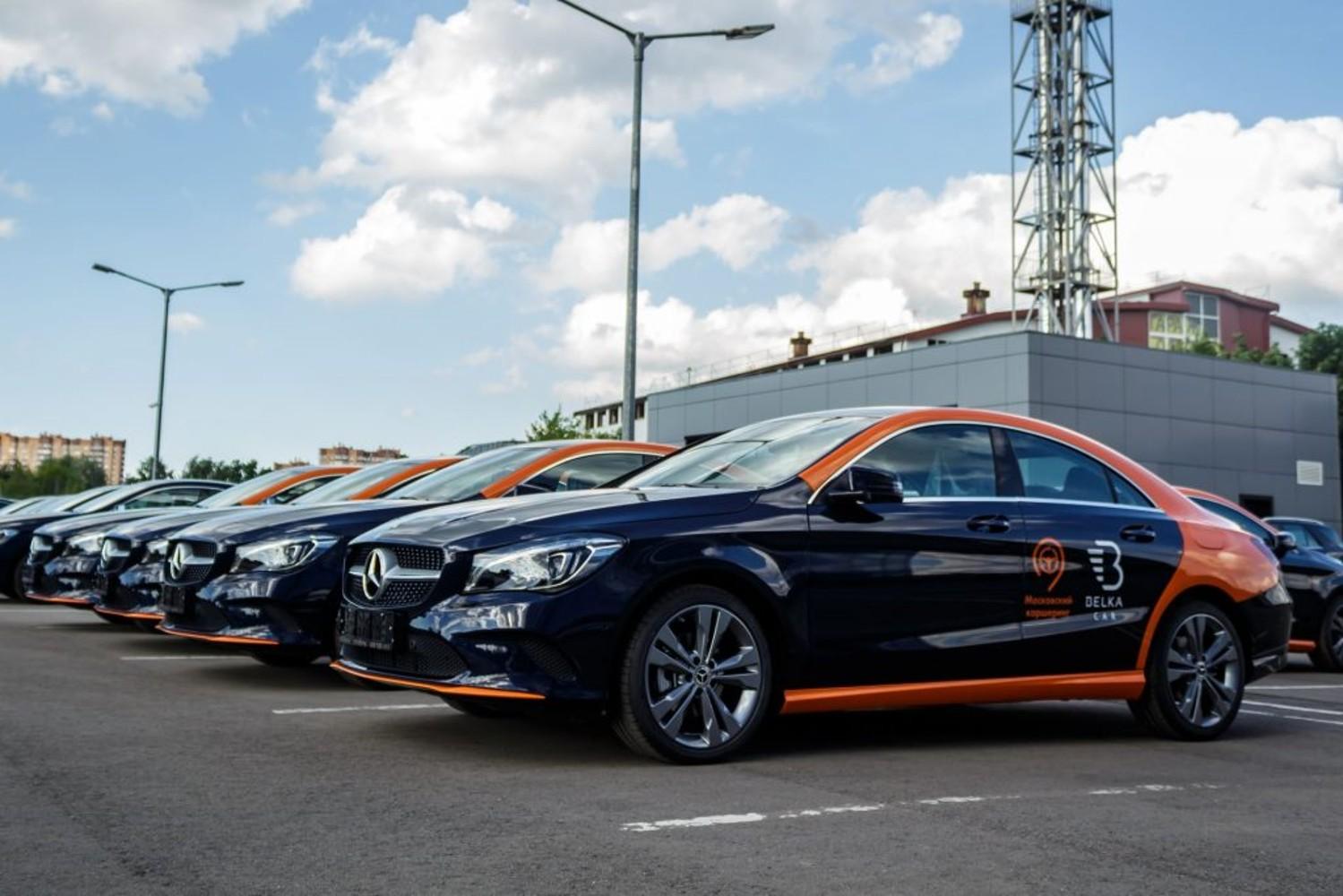 Московский каршеринг вышел в мировые лидеры по автопарку
