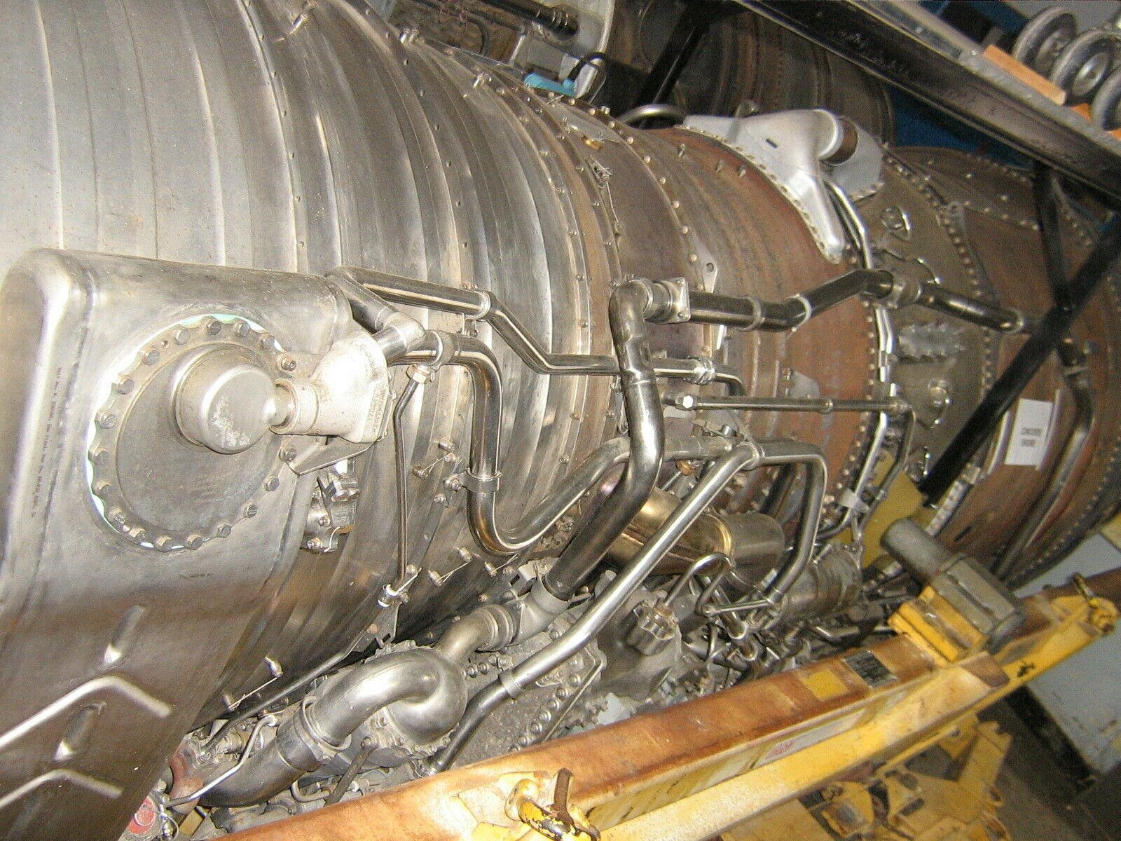 Двигатель от Concorde на eBay теперь может купить любой