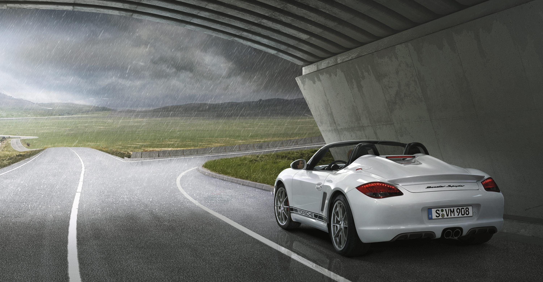 При какой скорости движения вы не промокните в кабриолете с открытым верхом?