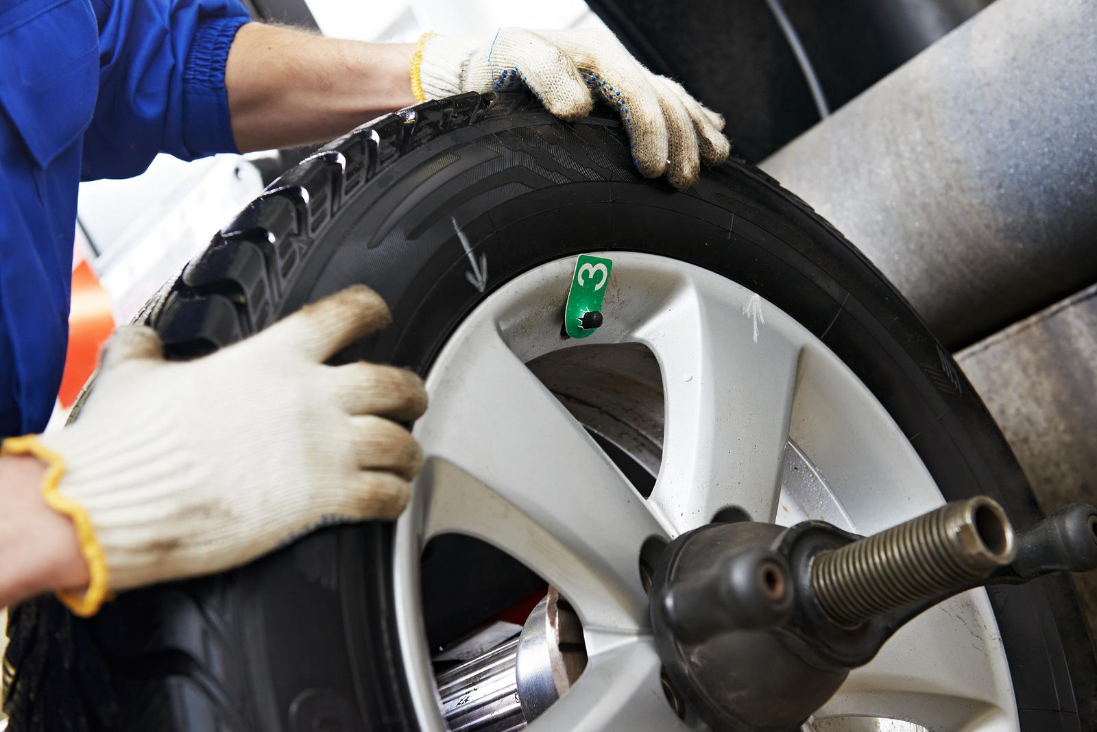 Балансировка колес, которую сможет осилить даже новичок