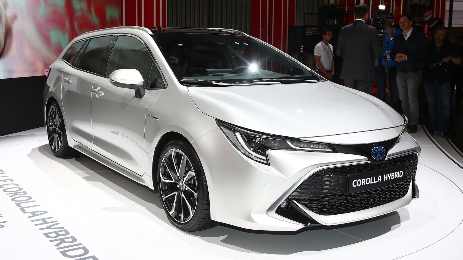 Toyota запустила массовый проект поголовной гибридизации модели Corolla