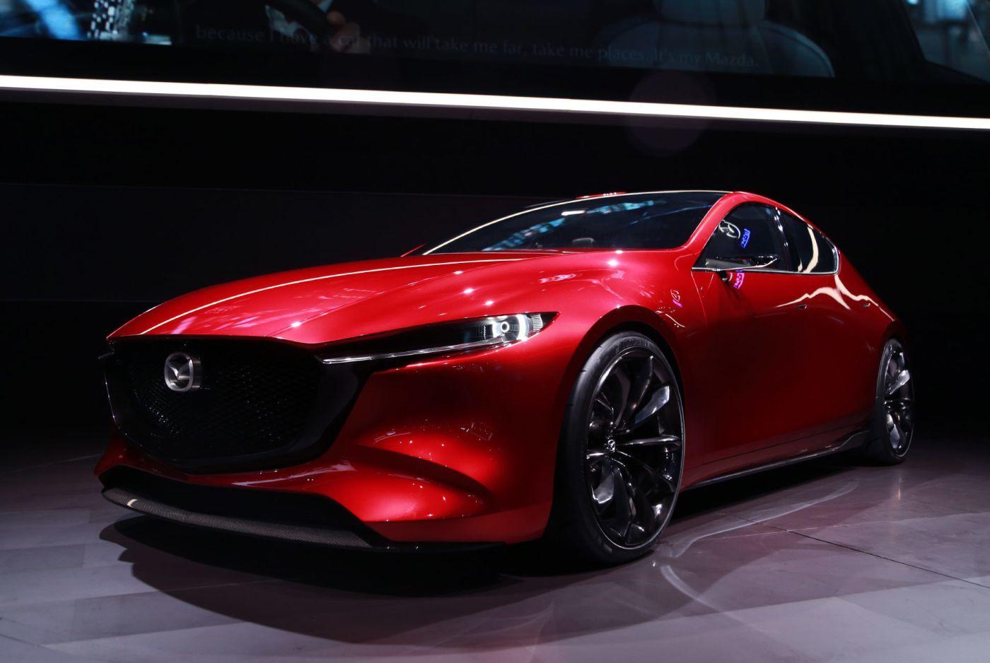 Mazda 3 2019 года прошла американские краш-тесты с отметкой «хорошо»