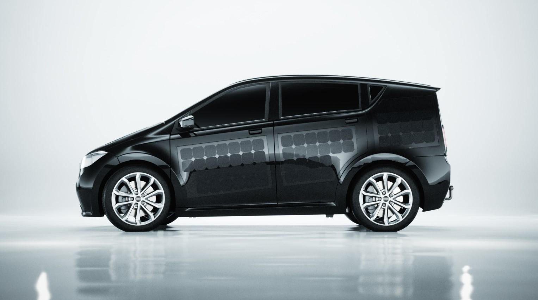 Представлен новый автомобиль Sono SION стоимостью €16000, работающий полностью от солнечных батарей