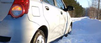 Эксплуатация авто зимой