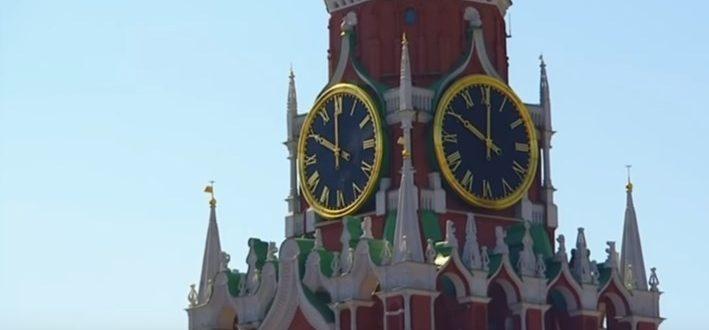 Москва май