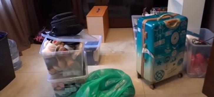 Переезд с помощью
