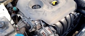 Моторное масло защищает двигатель