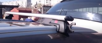 багажник Mont Blanc