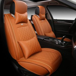 Основные преимущества чехлов для автомобильных сидений