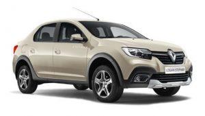В чем преимущества Renault Logan Stepway.