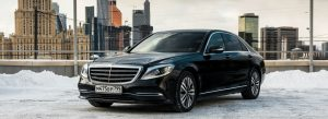 Прокат автомобиля Mercedes в Москве