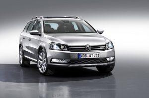 Подходит ли для бездорожье Новый Volkswagen Passat 2021