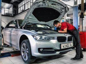 Послегарантийный сервис BMW в Москве