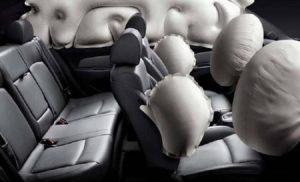 Подушки безопасности - структура, типы подушек безопасности и принцип их работы