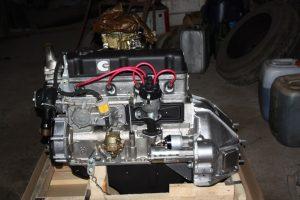 Карбюраторный двигатель «сотка» на УАЗ